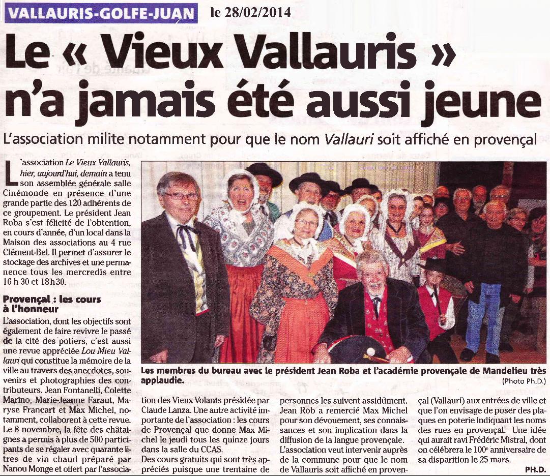 article valllau 2014